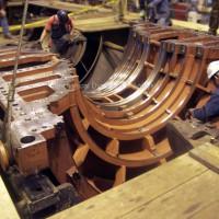 Centerline Installation | Turbine Foundation Monitoring
