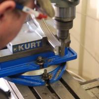 Custom Seal Installation | Turbine Foundation Monitoring