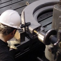 Field Machining Services | Turbine Foundation Monitoring