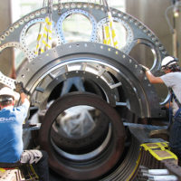 Gas Turbine Turnkey Labor
