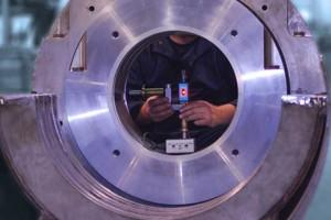 Turbine Topless Laser Alignment