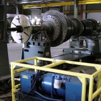 Rotating Component Repair | Steam Turbine Repair