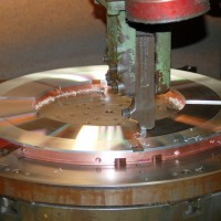Tappered Land Thrust Bearing | Turbine Bearing Repairs