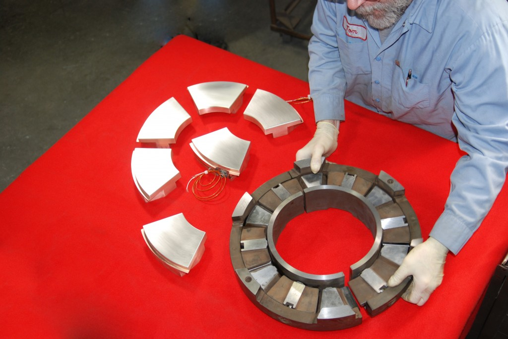 Tilted Pad Thrust Md Amp A Turbines
