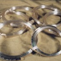 Bronze Steel Rings