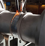 Advanced Rotor Welding