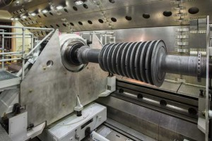 A-10 Rotor Straightening