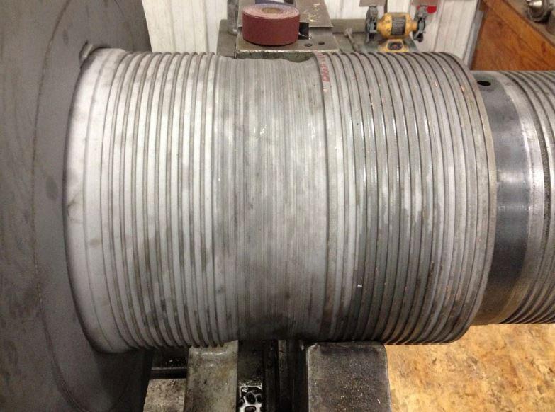 Steam Turbine Rotor Repairs Mda Turbines
