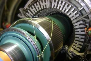 7FH2 Gas Turbine Generator Repair