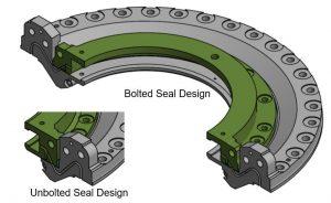 Hydrogen Seal Upgrades