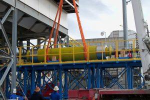 Generator Field Support Platform