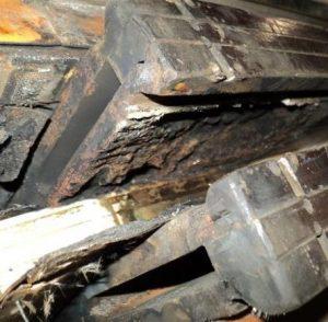Generator Rotor Slot Tooth Weld Repair