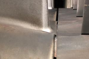 compressor blade replacement