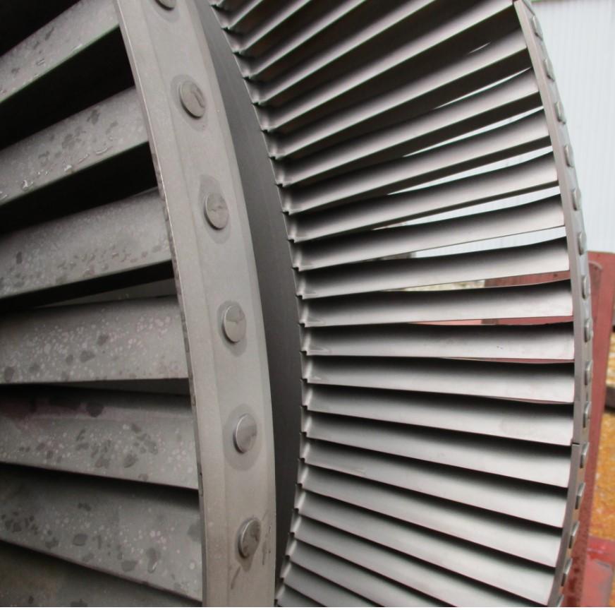 Turbine Bucket Redesign