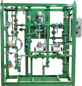 Generator Automated Hydrogen Purge Package